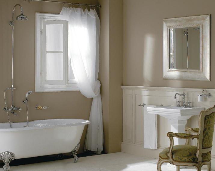 Mobili bagno tradizionali design casa creativa e mobili - Mobili per bagni classici ...